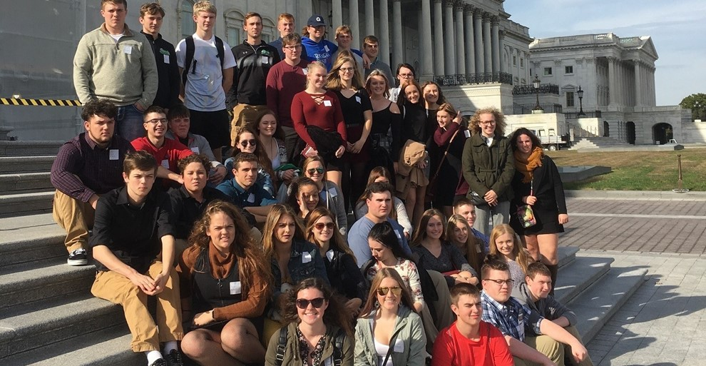 High School Student DC Trip