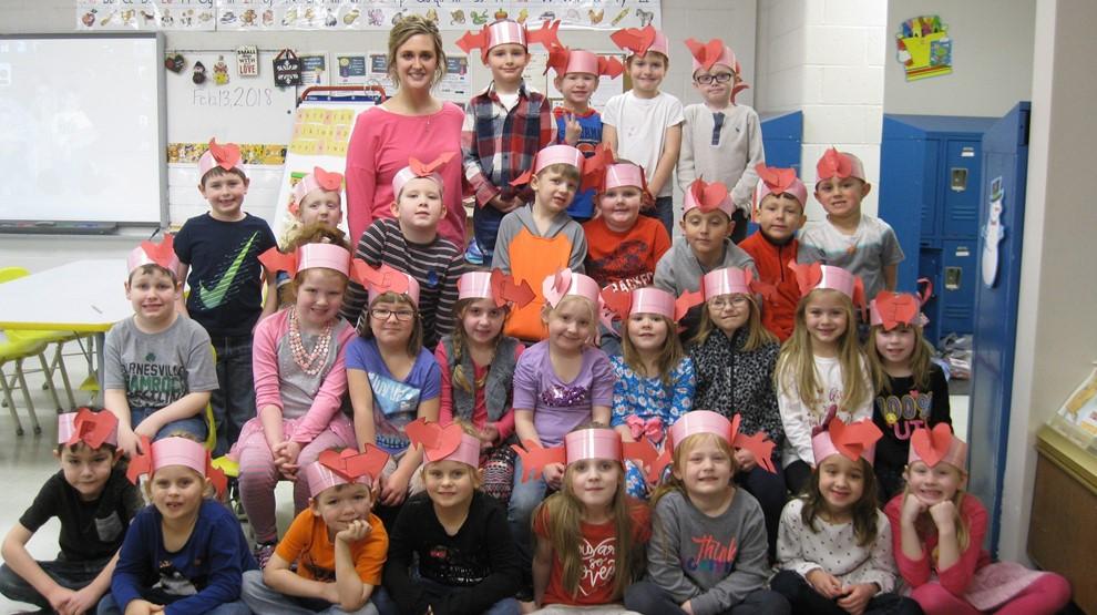 Mrs. Pritchard's Kindergarten Class
