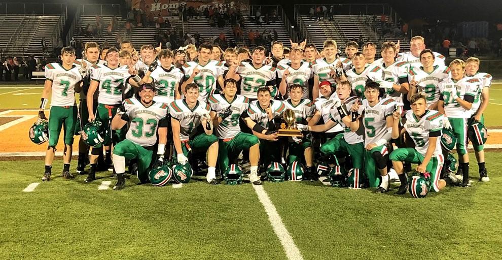 High School Football Athletes