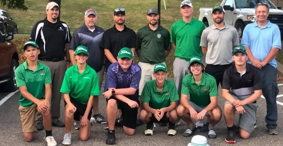 High School Golf Athletes and Alumni