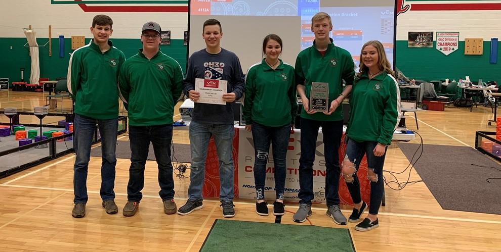High School Robotics Team